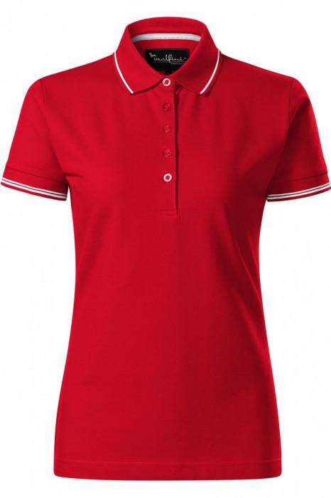 Perfection Plain - tricou premium, Polo, de damă