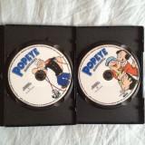 dvd-uri desene animate - Popeye Marinarul - vol 1 si 2