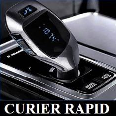 Modulator FM Handsfree Bluetooth, USB, card SD x6