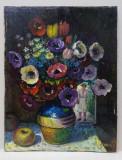 Nicolcea Spineni - Vaza cu flori