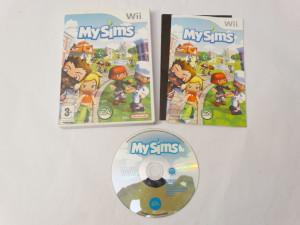 Joc Nintendo Wii - My Sims