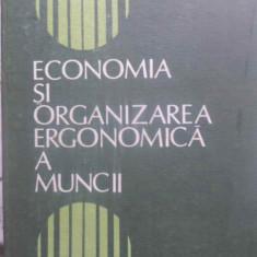ECONOMIA SI ORGANIZAREA ERGONOMICA A MUNCII - C. ROSCA SI COLAB.