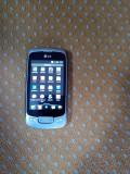 Vand LG p500 cu android !!, Gri, Neblocat, Smartphone