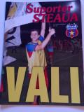 "Revista fotbal - ""Suporter STEAUA"" (Nr.24/2007) - poster Vali Badea"