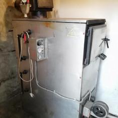 Vand centrala termica pe lemne cu gazeificare de 40 kw