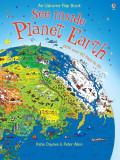See Inside Planet Earth - Usborne book (6+)