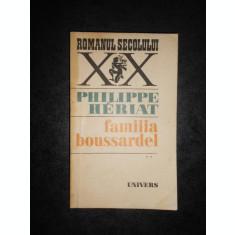 PHILIPPE HERIAT - FAMILIA BOUSSARDEL volumul 2