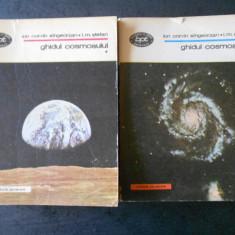 ION CORVIN SINGEORZAN, I. M. STEFAN - GHIDUL COSMOSULUI 2 volume