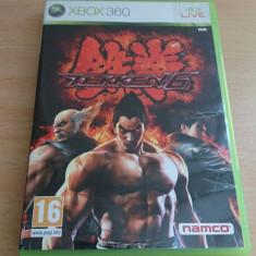 Joc Tekken 6, XBOX360, original, alte sute de jocuri!, Sporturi, 3+, Multiplayer
