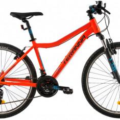 Bicicleta Mtb Dhs Terrana 2622 M Portocaliu 26 Inch