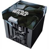 Taburet pliabil cu spatiu de depozitare Star Wars Star ST41422 B3406606