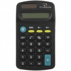 Calculator de buzunar 8 digits, Esperanza Tales
