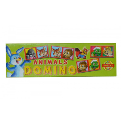 Domino mix - animale foto