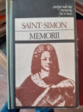 Memorii – Saint Simon
