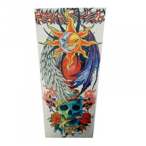 Maneci tattoo arm sleeves multicolore, superbe, noi!