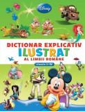 Disney. Dictionar explicativ ilustrat al limbii romane - Clasele I-IV, litera