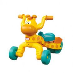 Tricicleta Girafa, Little Tikes