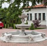 Fantani Arteziene Fontana Impero +Bazin F65 CB - Finisaj Alb
