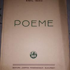 EMIL ISAC - POEME