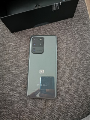 Samsung Galaxy S20 Ultra Gri foto