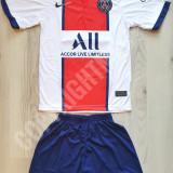 Compleu Echipament fotbal pentru copii PSG NEYMAR noul model 2021