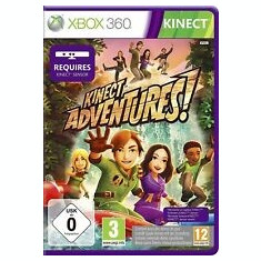 Kinect Adventures  - KINECT - XBOX 360 [Second hand], Actiune, 3+, Multiplayer