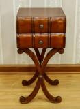 Masuta Piedestal cu doua sertare