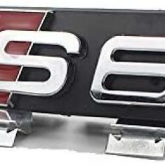 Emblema grila S line Emblema S6 Embleme Sline Audi Quattro