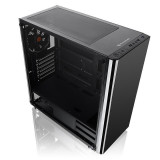 Carcasa Gaming Thermaltake V200 Tempered Glass, USB 3.0, Panou transparent,...