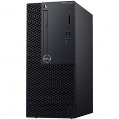 Sistem desktop Dell OptiPlex 3060 MT Intel Core i3-8100 4GB DDR4 256GB SSD Windows 10 Pro 3Yr BOS