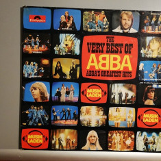 Abba – The Very Best Of – 2 LP Set (1978/Polydor/RFG) - Vinil/Impecabil