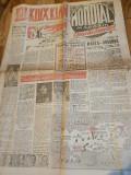 Mondial gazeta familiei 9 februarie 1947-orasul galati si ku-klux-klan,joe louis