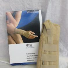 Orteza fixa de incheietura mainii ARCUS pt mana dreapta, marime M