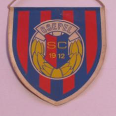 Fanion (vechi) fotbal - SC CSEPEL BUDAPESTA (Ungaria)