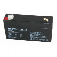 Acumulator gel plumb Vipow, 6 V, 1.3 Ah