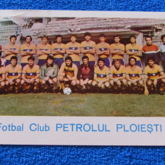 Foto echipa de fotbal - PETROLUL PLOIESTI (sezonul 1984-1985)