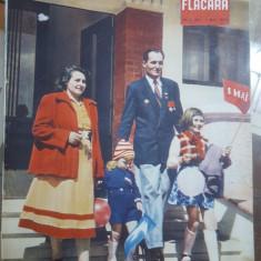 Flacăra, Nr. 9, 1 mai 1954