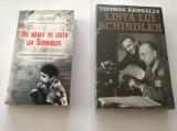 UN BAIAT PE/LISTA LUI SCHINDLER-THOMAS KENEALLY/LEON LEYSON (2 VOL)-=rf17/3, Alta editura