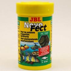 JBL NovoFect 1L, 1800tbl, 3024900, Hrana pesti erbivori