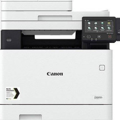 Multifunctionala laser color Canon MF744CDW A4 USB Wi-Fi Alb