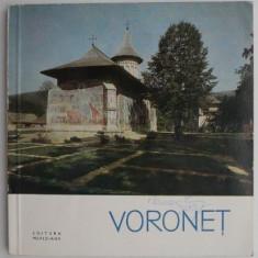 Voronet – Petru Comarnescu