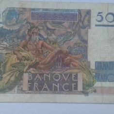 Franta 50 franci 1947