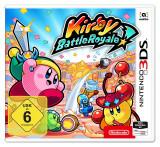 Nintendo 3DS Kirby Battle Royale