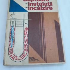 CUPTOARE ȘI INSTALAȚII DE ÎNCĂLZIRE/C.SAMOILĂ,L.DRUGĂ,L. STAN/1983