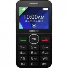 Telefon mobil Alcatel 2008G Black/White