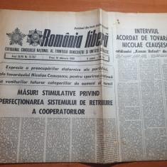 romania libera 10 februarie 1989-art.si foto jud. olt,slatina,topolovatul mare