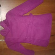 Paltonas pentru fetite, 4-5 ani, Mov