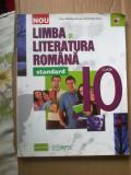 E0e Limba si literatura romana standard - clasa a 10 a - Anca Davidoiu
