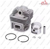 Kit Cilindru - Set Motor MotoCoasa - Moto Coasa - MotoCositoare 52cc - 44mm