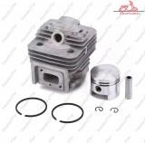 Kit Cilindru - Set Motor MotoCoasa - Moto Coasa - MotoCositoare 43cc - 40mm